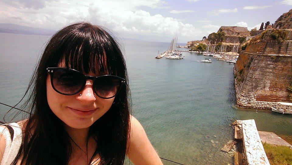 solo travel tips Corfu