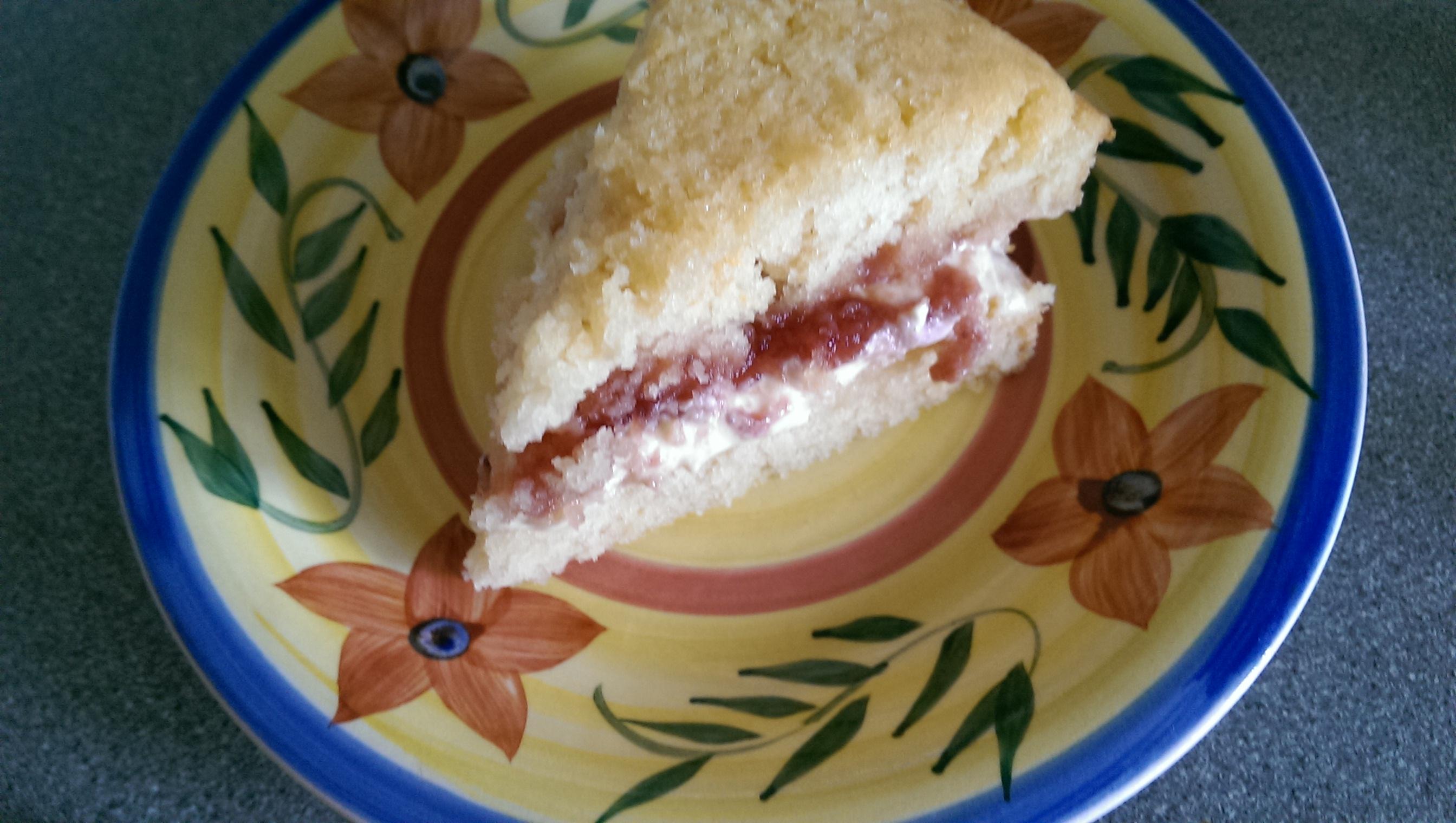 best gluten free dairy free cake Bedford