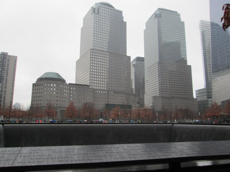 9/11 memorial visit