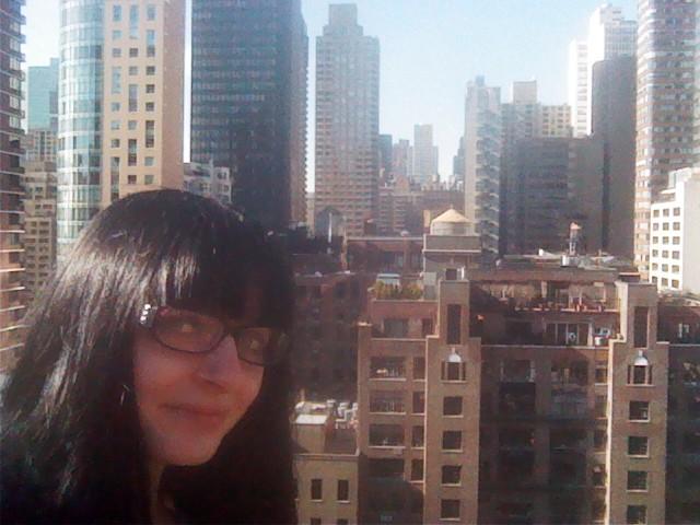 Obligatory rooftop selfie