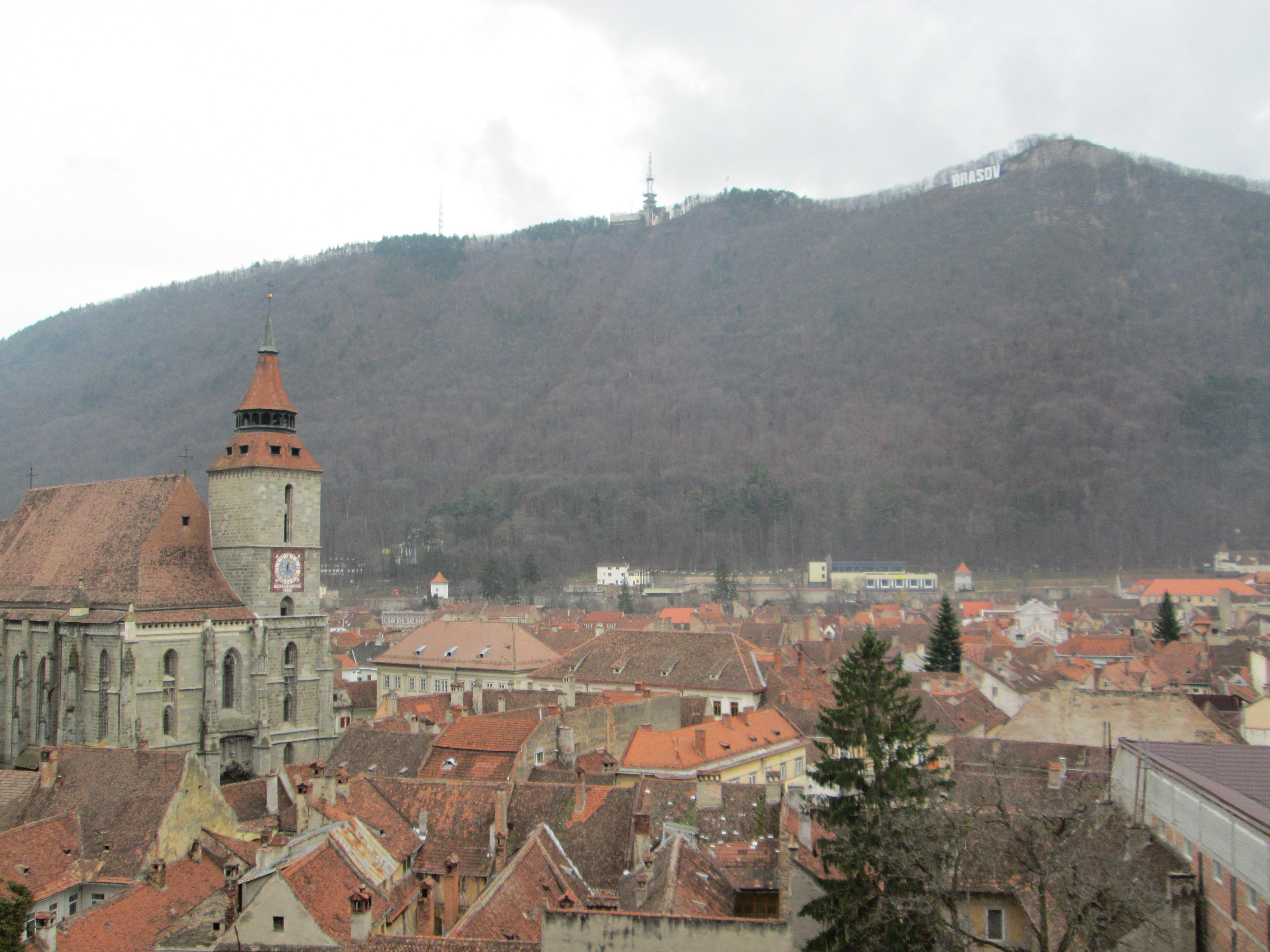 free walking tours Brasov Romania