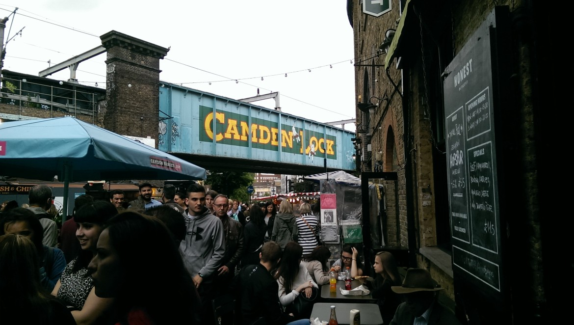 Camden London travel