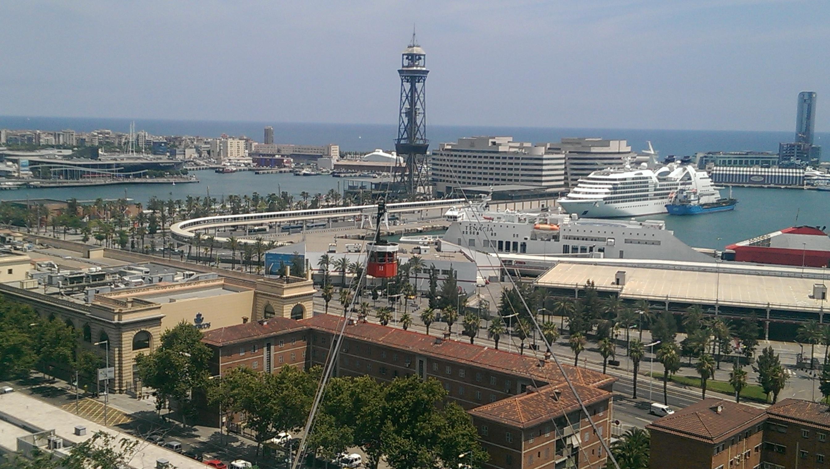 Barcelona solo travel
