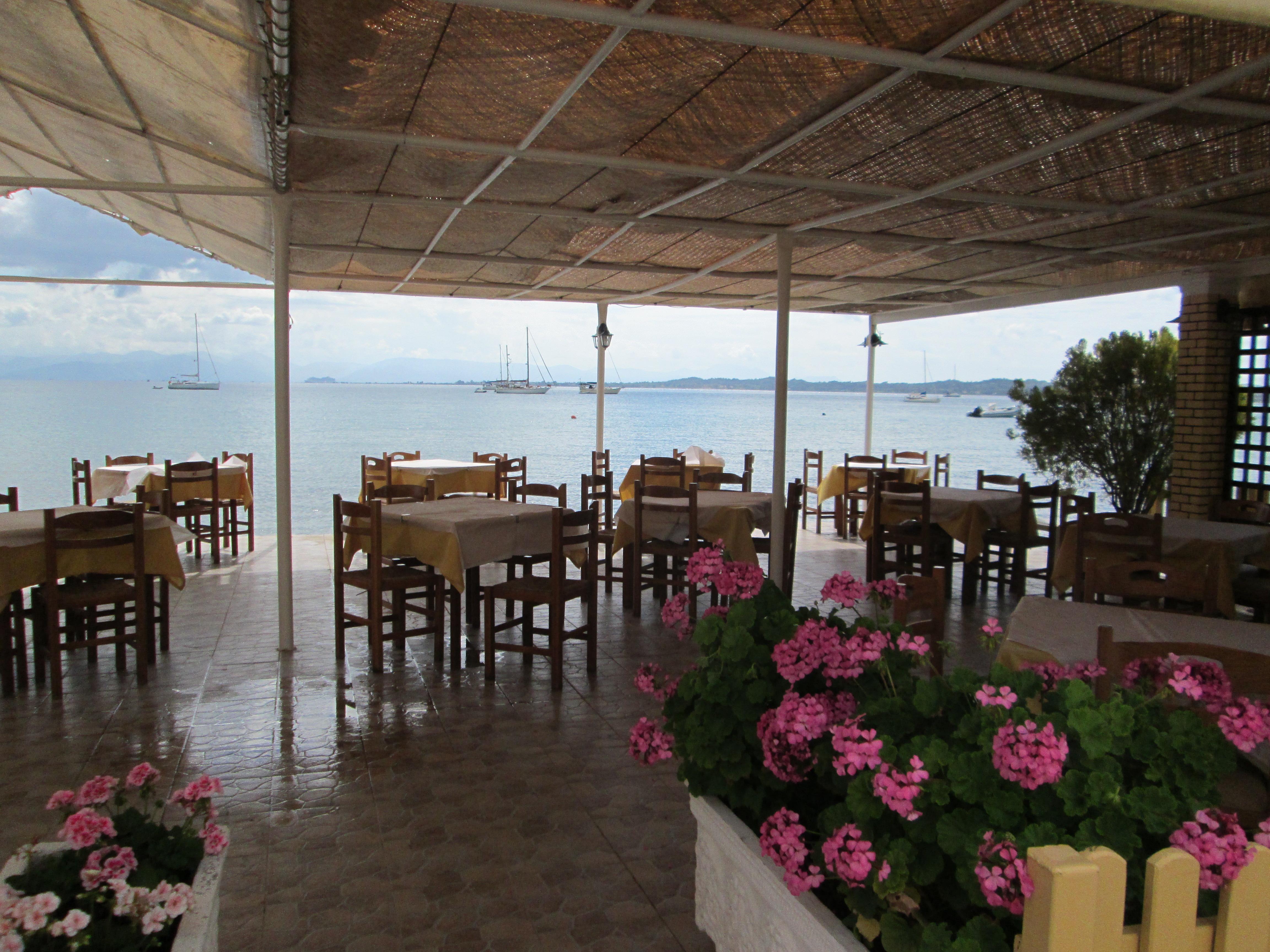 Solo travel Corfu Greece