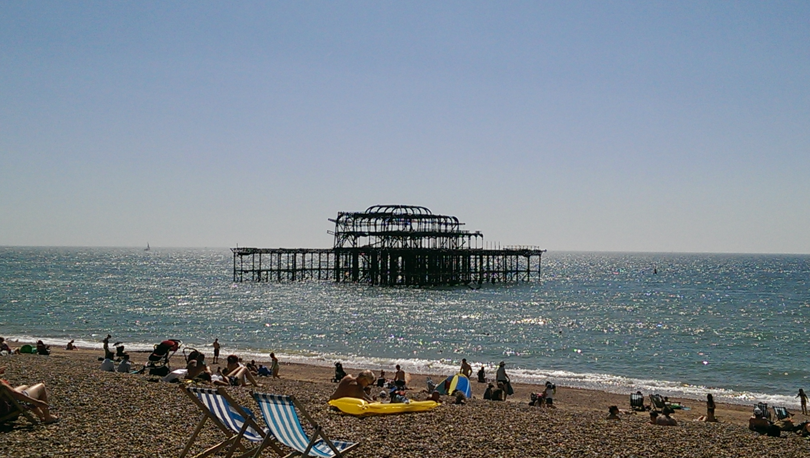 Brighton day trip from London