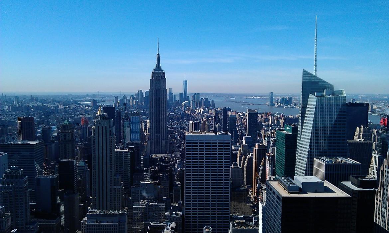 Solo trip New York City