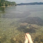 solo beach Corfu