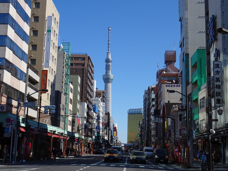 Getting sick ill in Tokyo