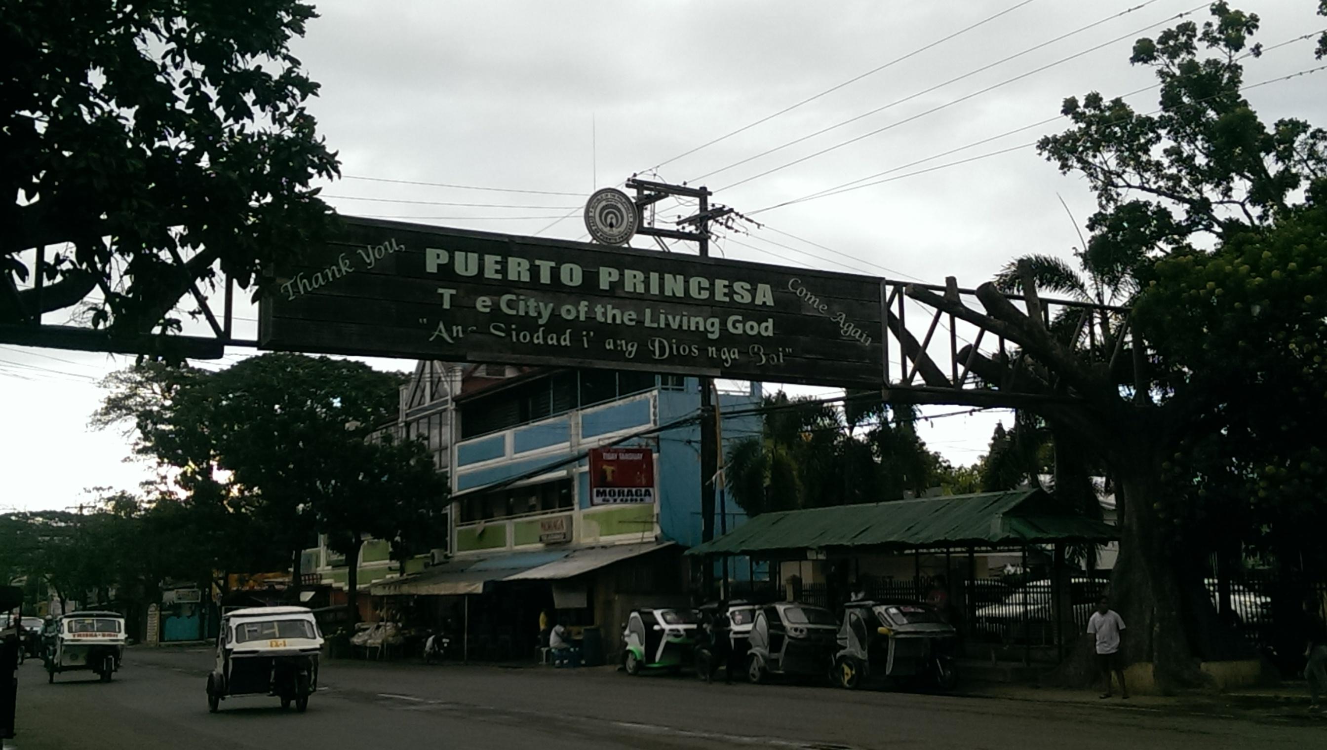 Puerto Princesa Palawan Philippine