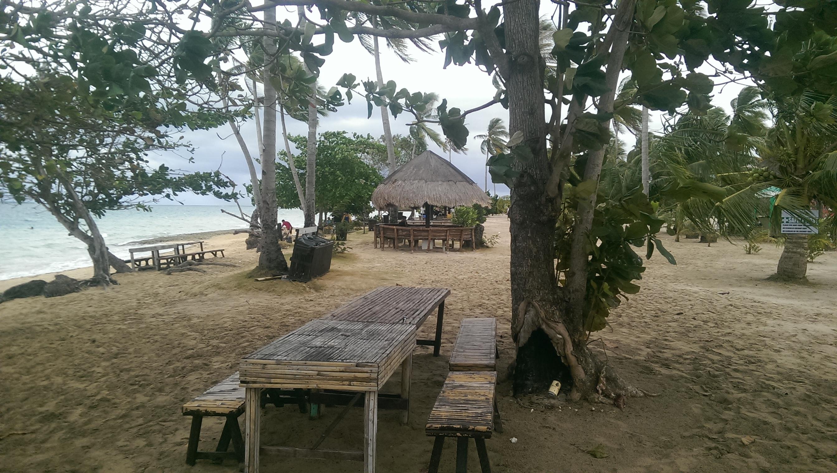 Cowrie Island Honda Bay Palawan Philippines