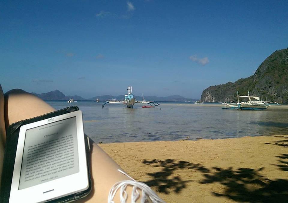 Beach Corong-Corong El Nido Palawan