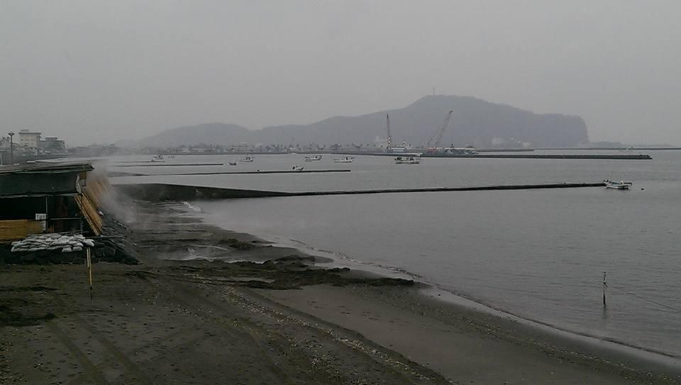 hot volcanic sand bath ibusuki japan