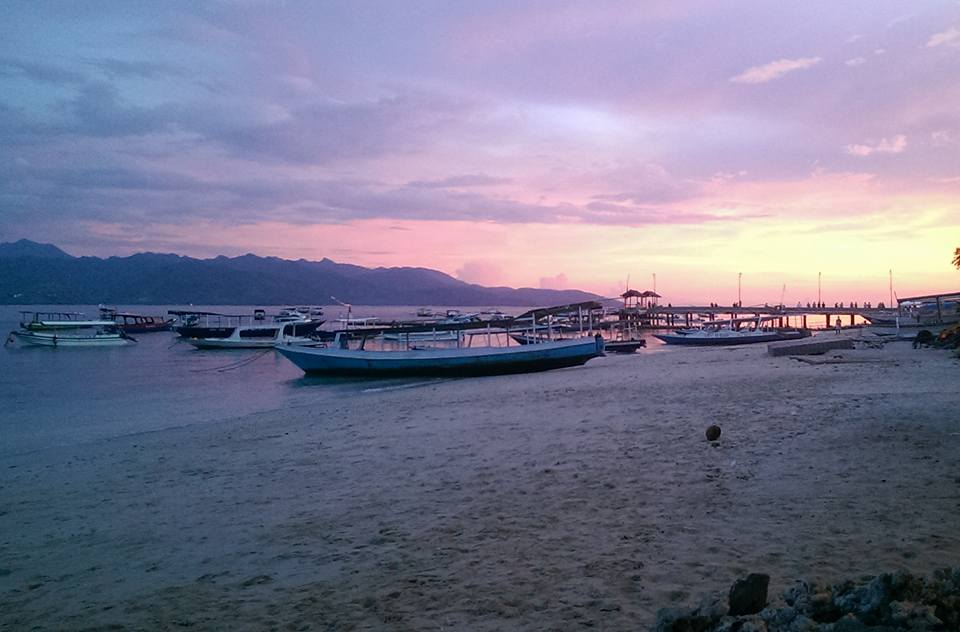 Gili Trawangan solo female travel