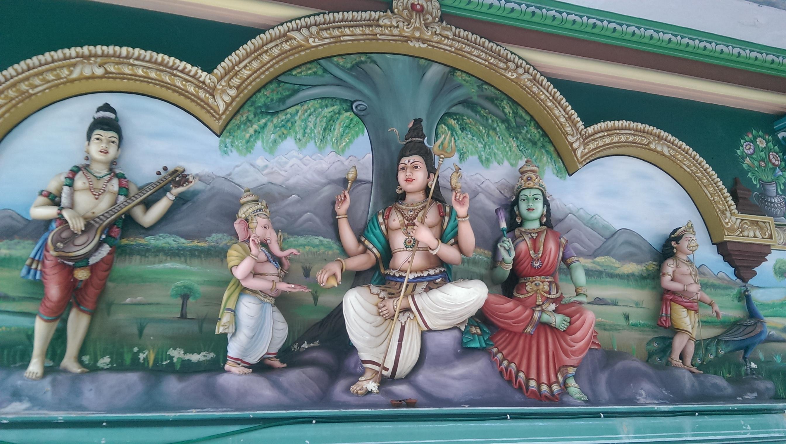 Kuala Lumpur Malaysia solo female travel Sri Mahamariamman Temple