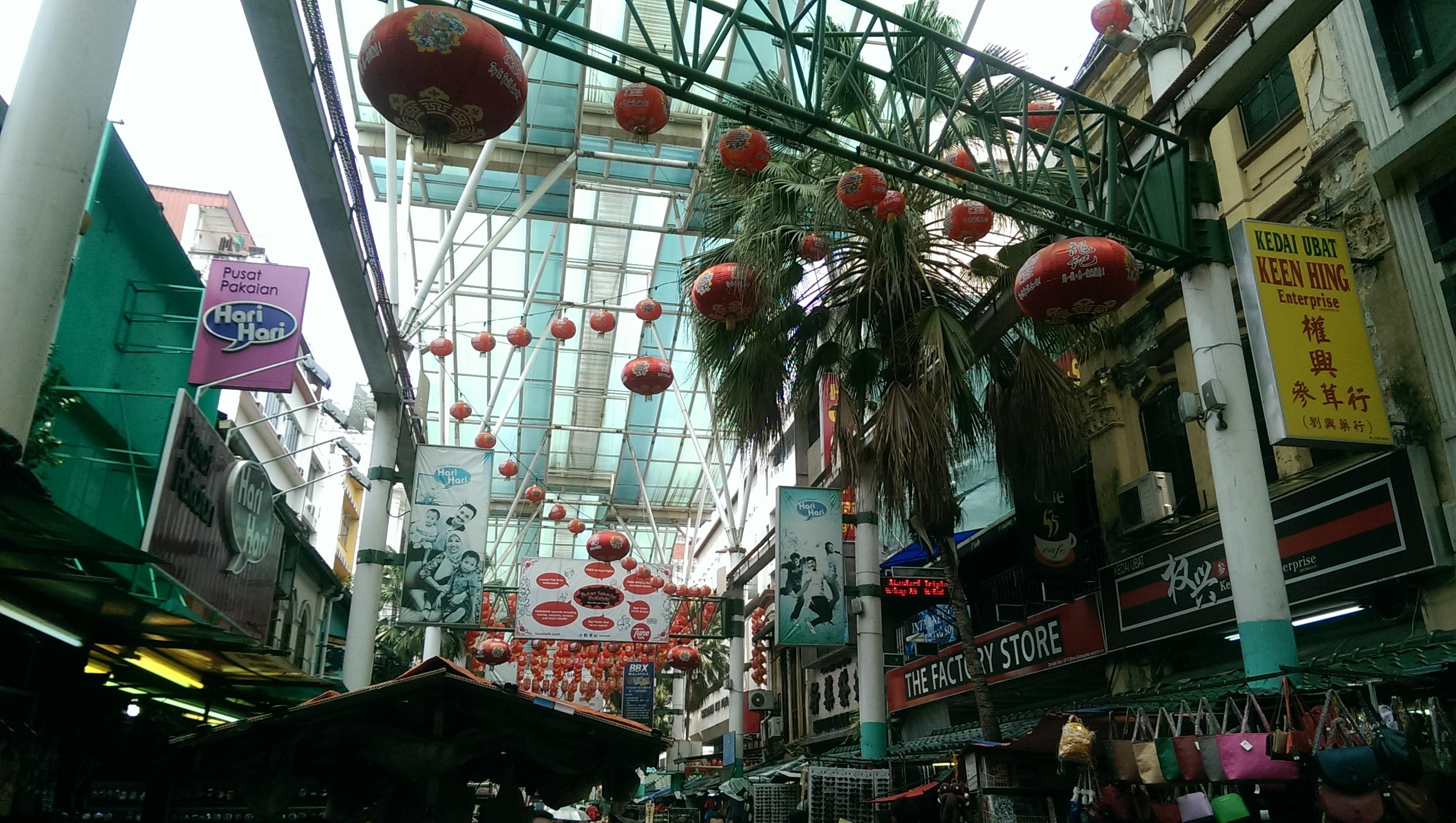 Kuala Lumpur Malaysia solo female travel Chinatown