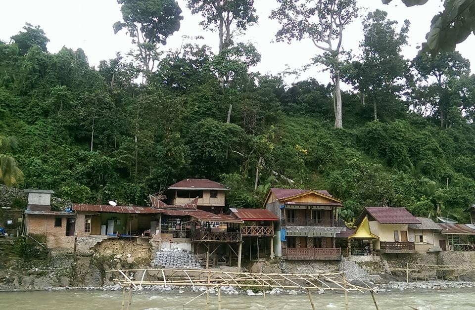 Orangutan Bukit Lawang Sumatra Indonesia solo travel