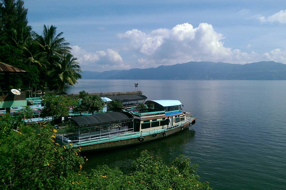Lake Danau Toba Sumatra Indonesia solo female travel