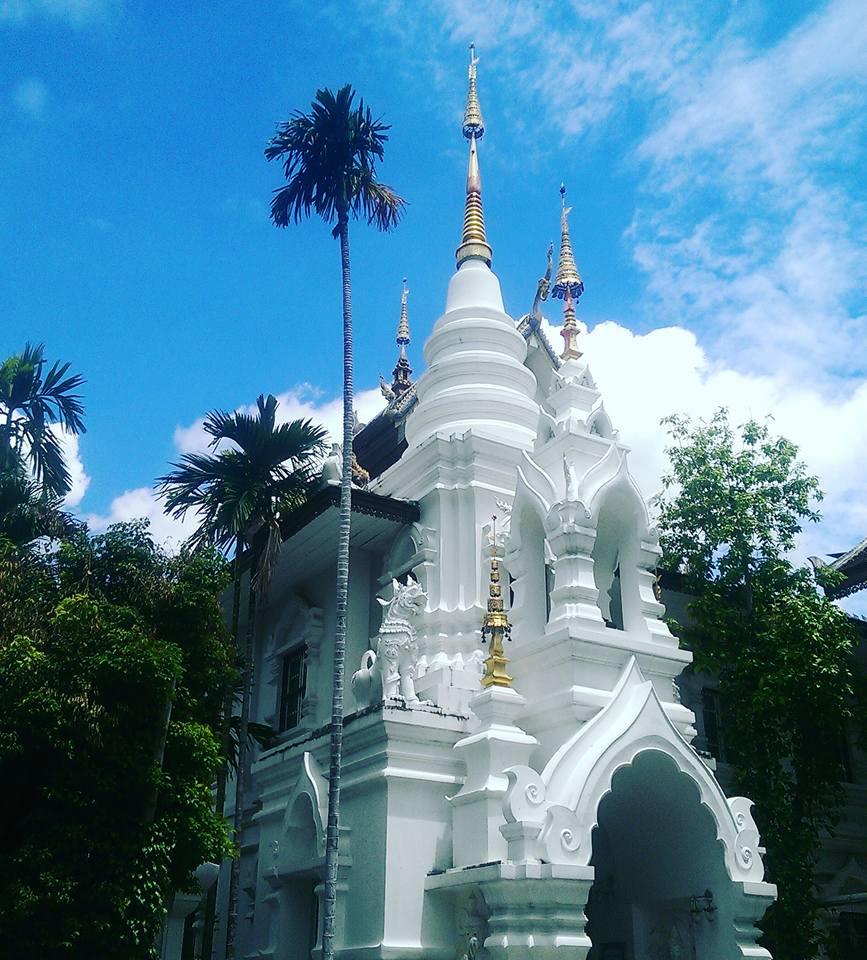 Chiang Mai Thailand solo female travel