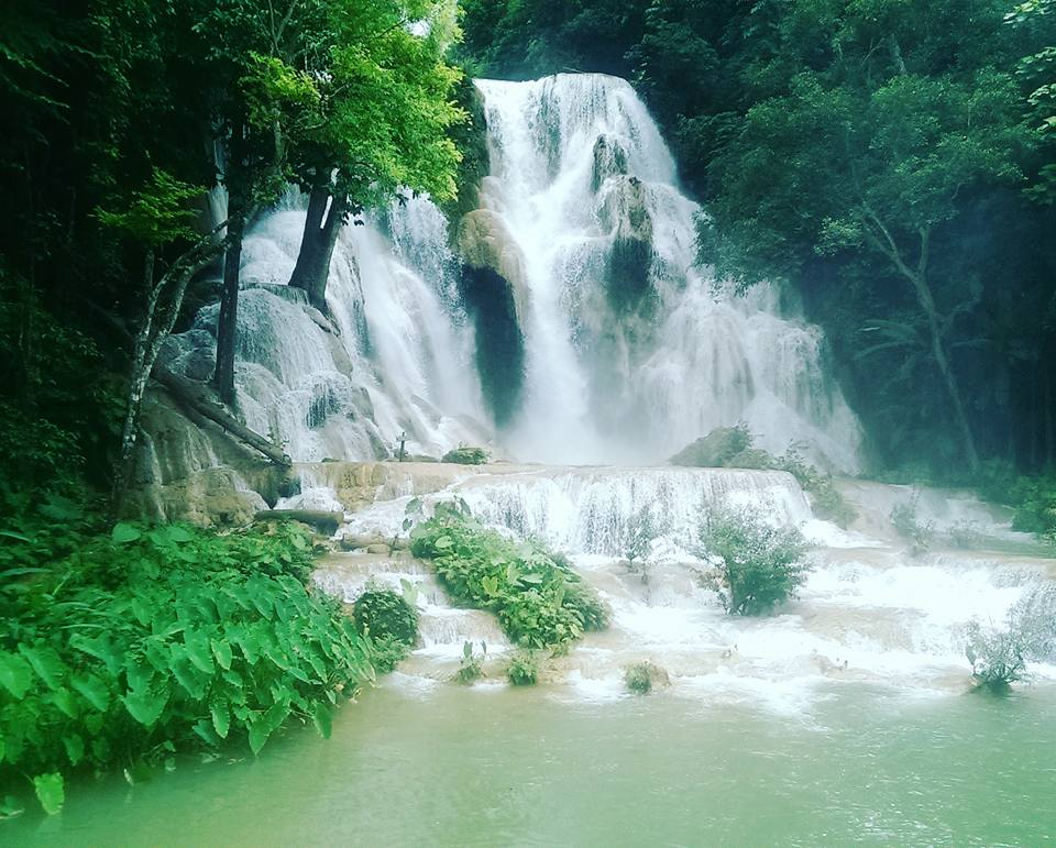 Luang Prabang Laos solo female travel