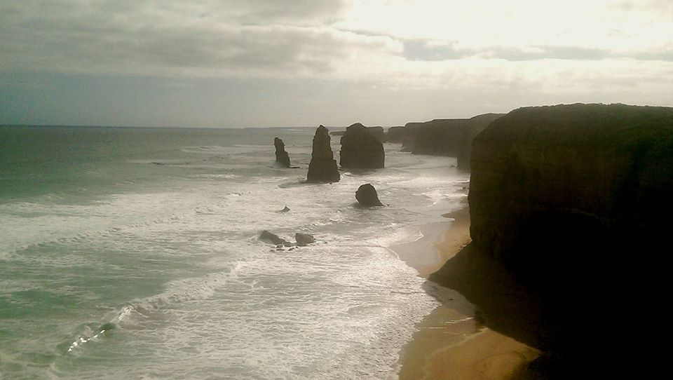 Twelve Apostles Great Ocean Road Without A Car