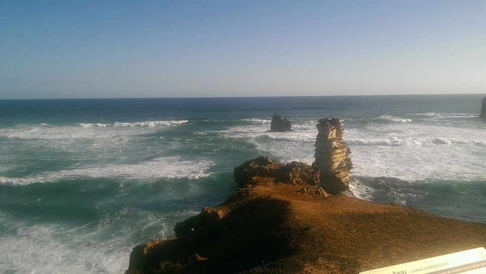 Great Ocean Road Without A Car