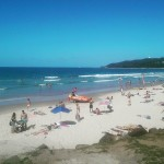 Christmas in Australia Byron Bay solo travel