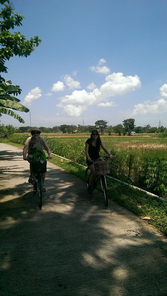 Cycling in Indonesia