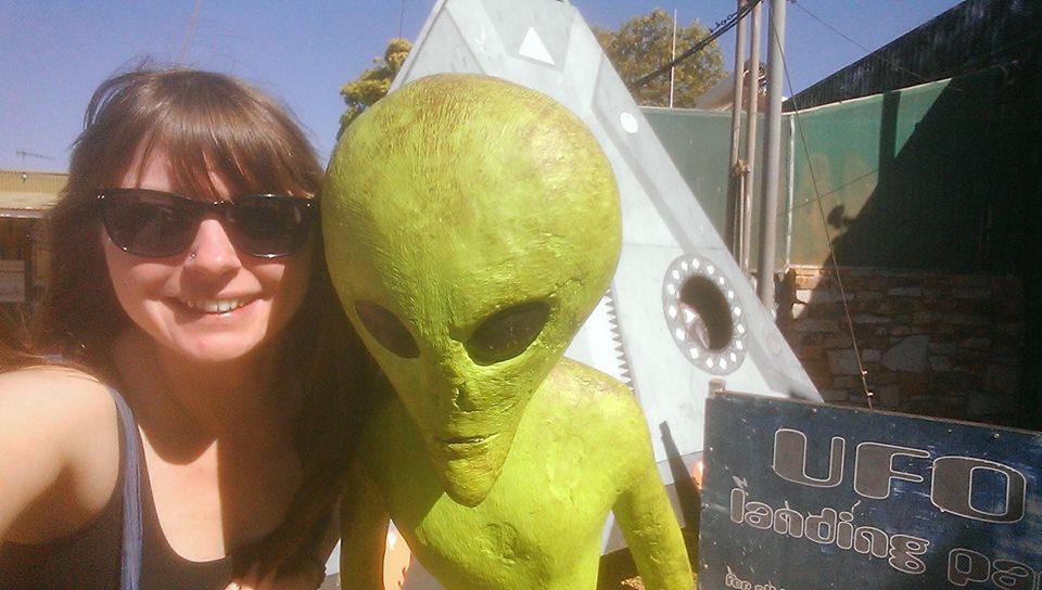 Wycliffe Well aliens