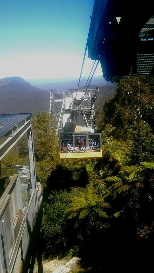 Scenic Cableway Scenic World Blue Mountains Australia