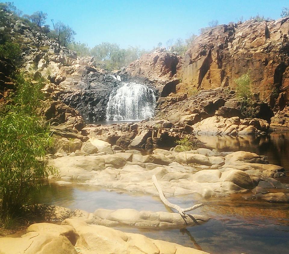 Edith Falls Nitmiluk National Park Katherin Gorge Northern Territory