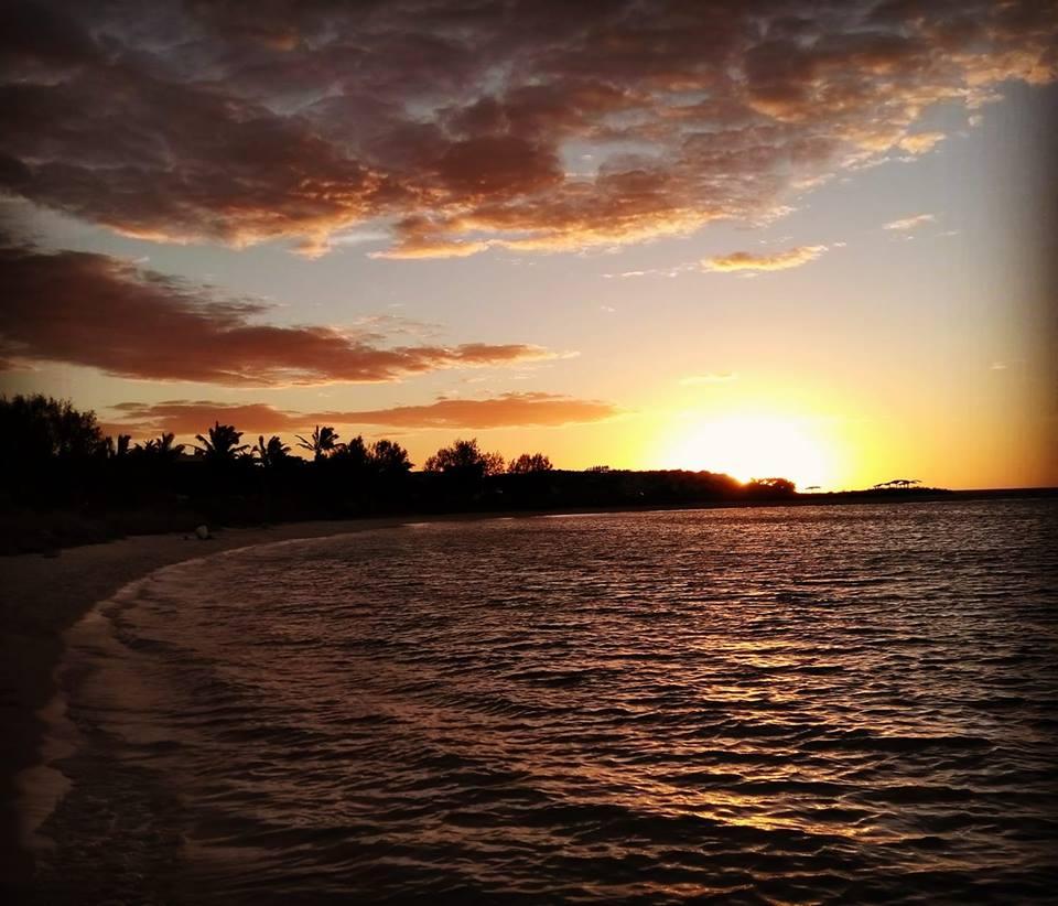 Coral Bay sunset Western Australia