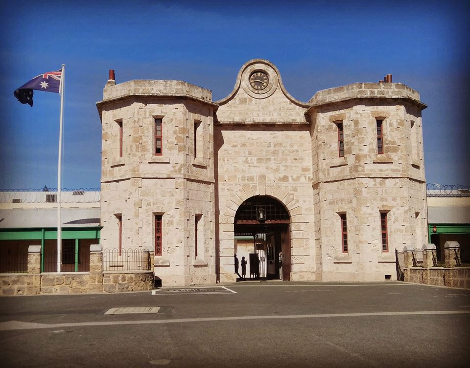 Fremantle Prison Perth Western Australia