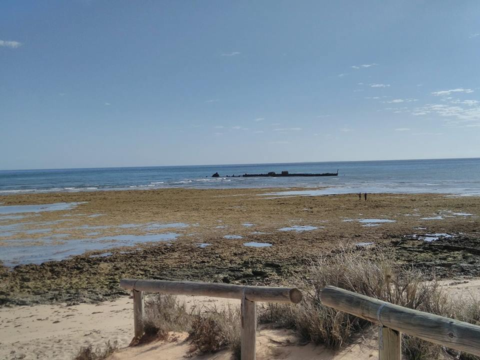 SS Mildura shipwreck Exmouth Western Australia