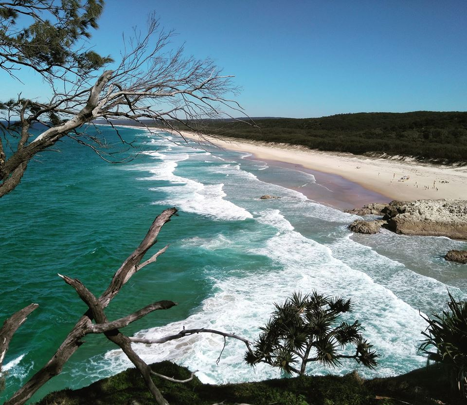 North Stradbroke Island Brisbane Australia