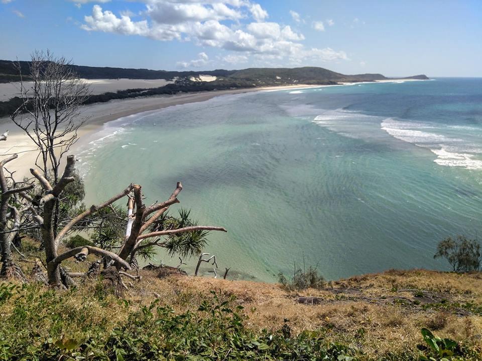 Indian Head Fraser Island Australia