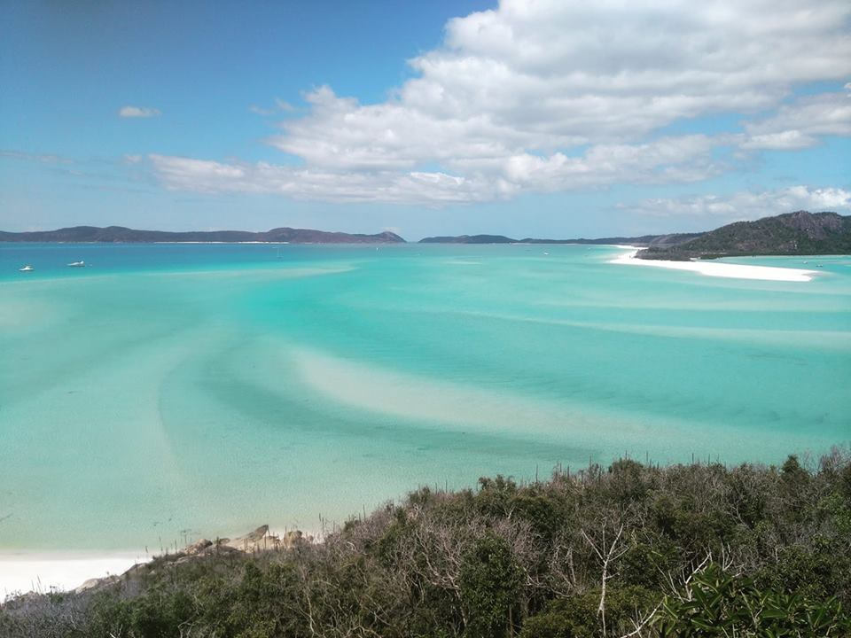 Whitehaven Whitsundays Airlie Beach Queensland Australia