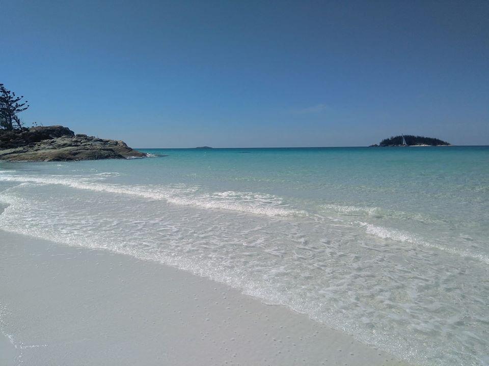 Whitehaven Whitsundays Airlie Beach Queensland Australia