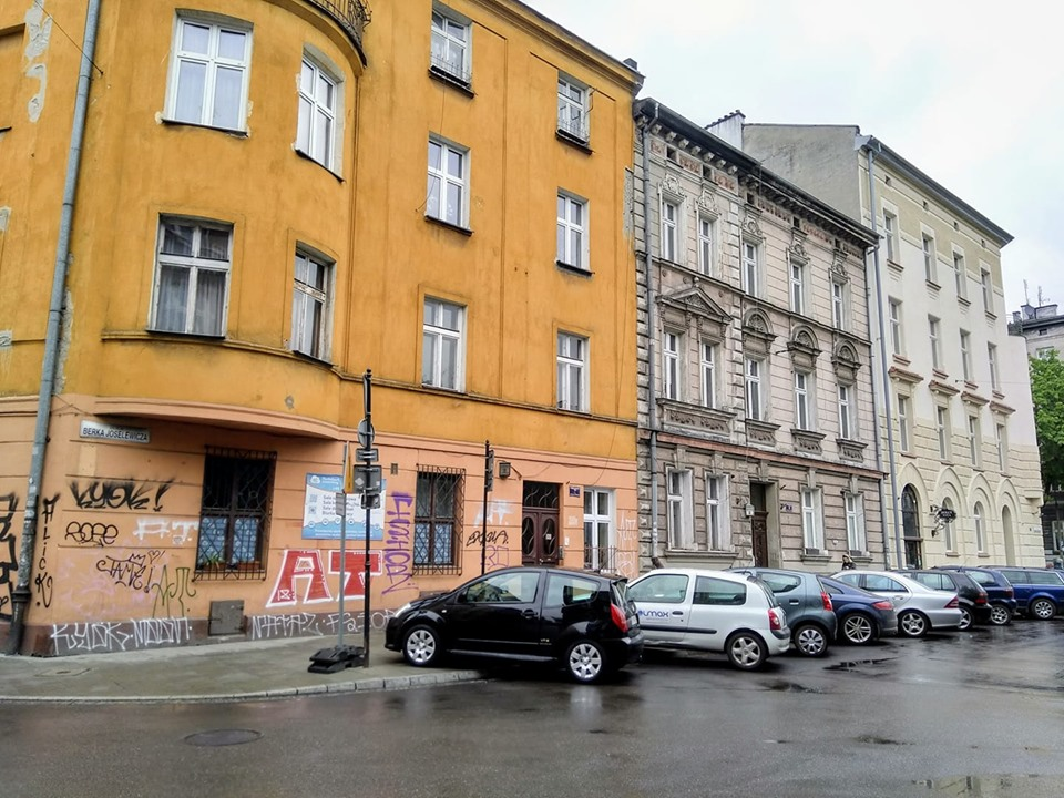 Kazimierz Jewish Quarter Krakow  Poland