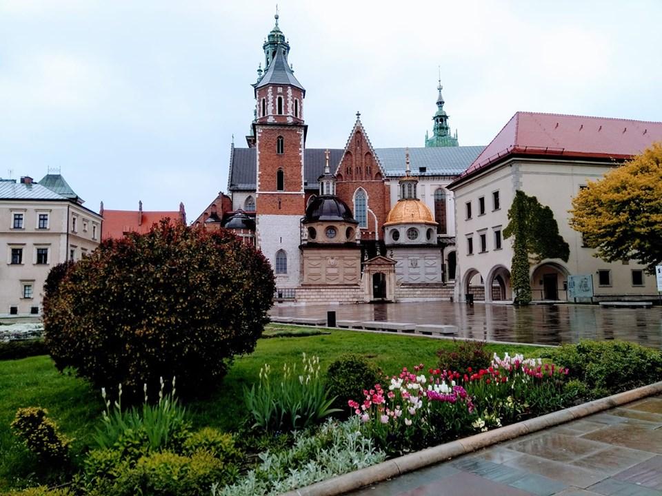 Wawel Castle Krakow Old Town Poland