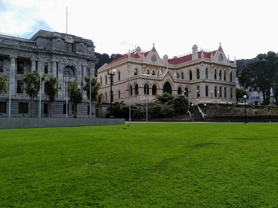Parliament of New Zealand Pāremata Aotearoa Wellington