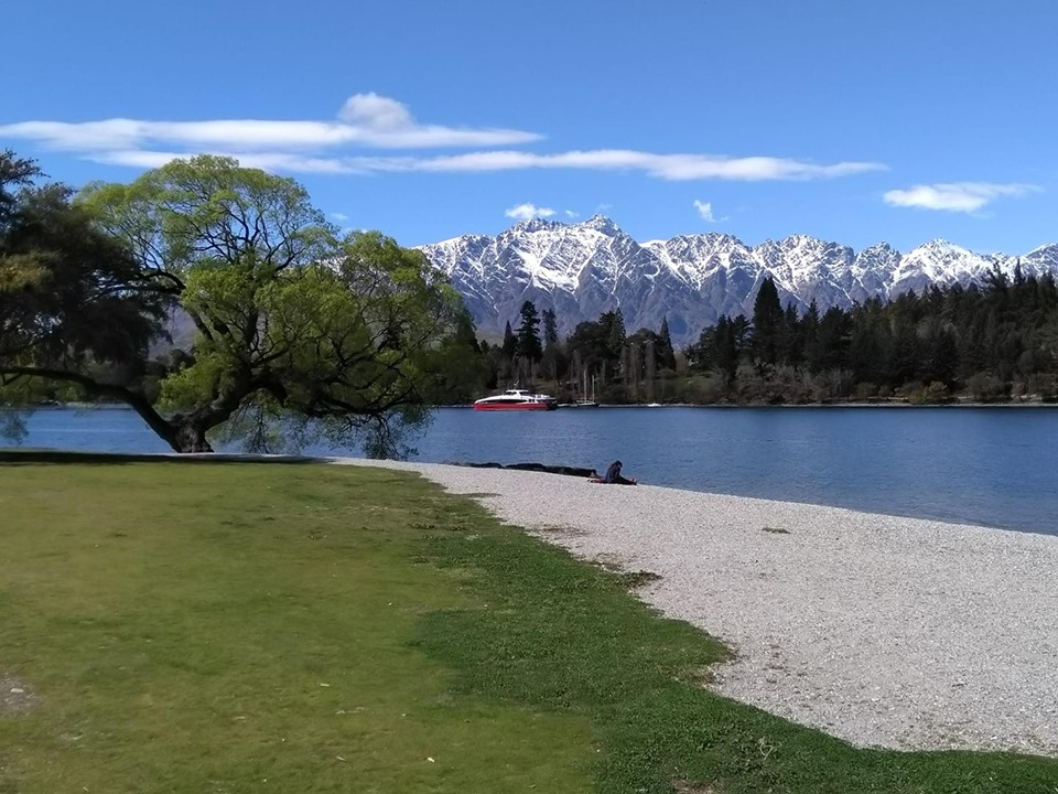 Queenstown New Zealand Lake Wakatipu