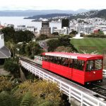 Wellington Cable Car funicular railway New Zealand