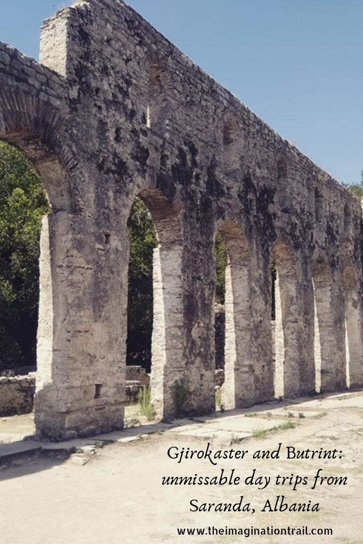 Butrint Roman ruins excavations Albania