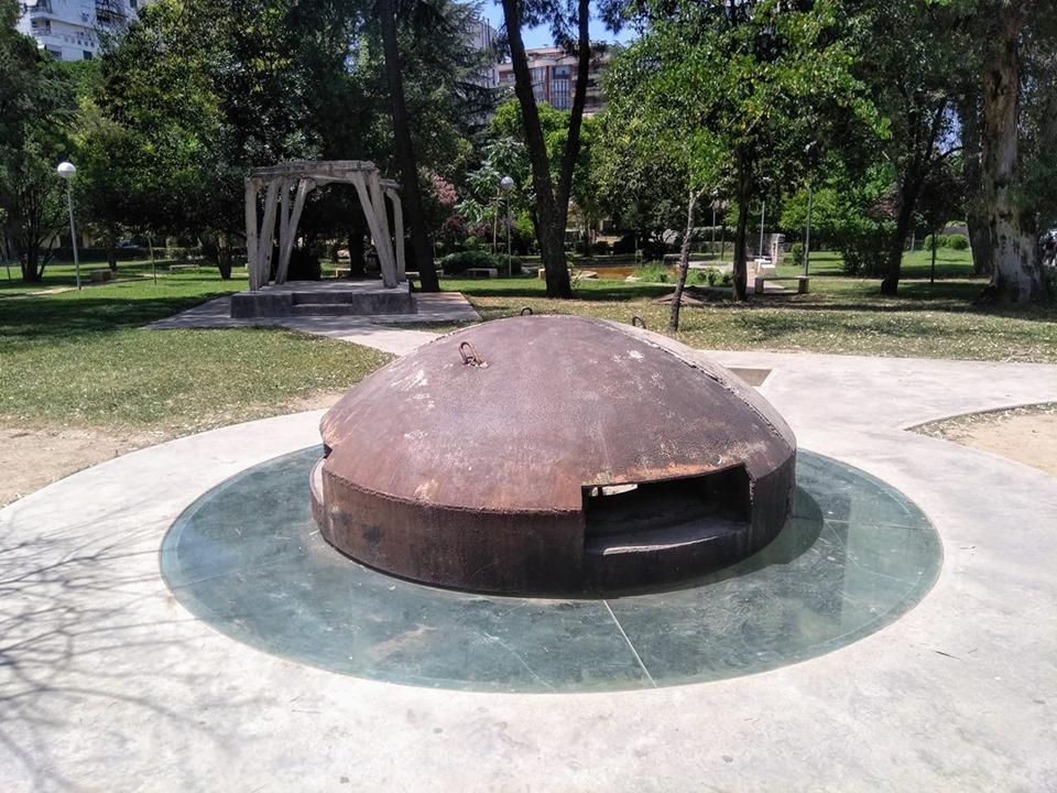 Postblloku bunker Blloku Tirana Albania