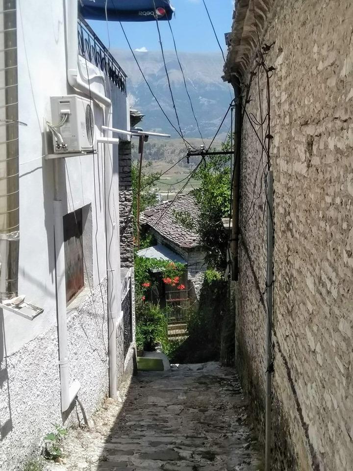 Gjirokaster Old Town Albania