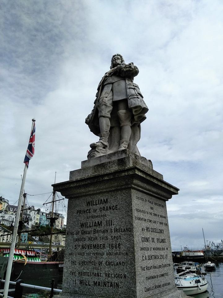 Statue of William of Orange